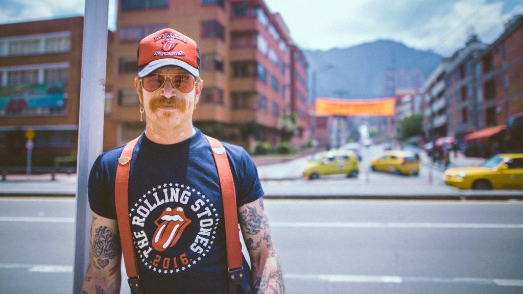 Jesse Hughes Bogota 2016