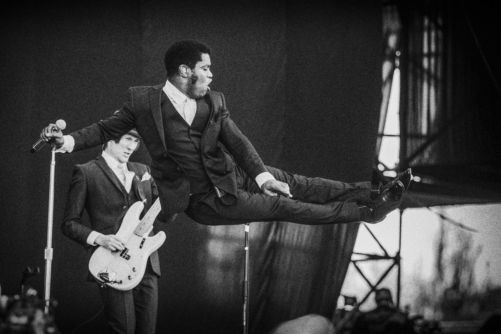 Vintage Trouble - Chile - Lollapalooza 2016
