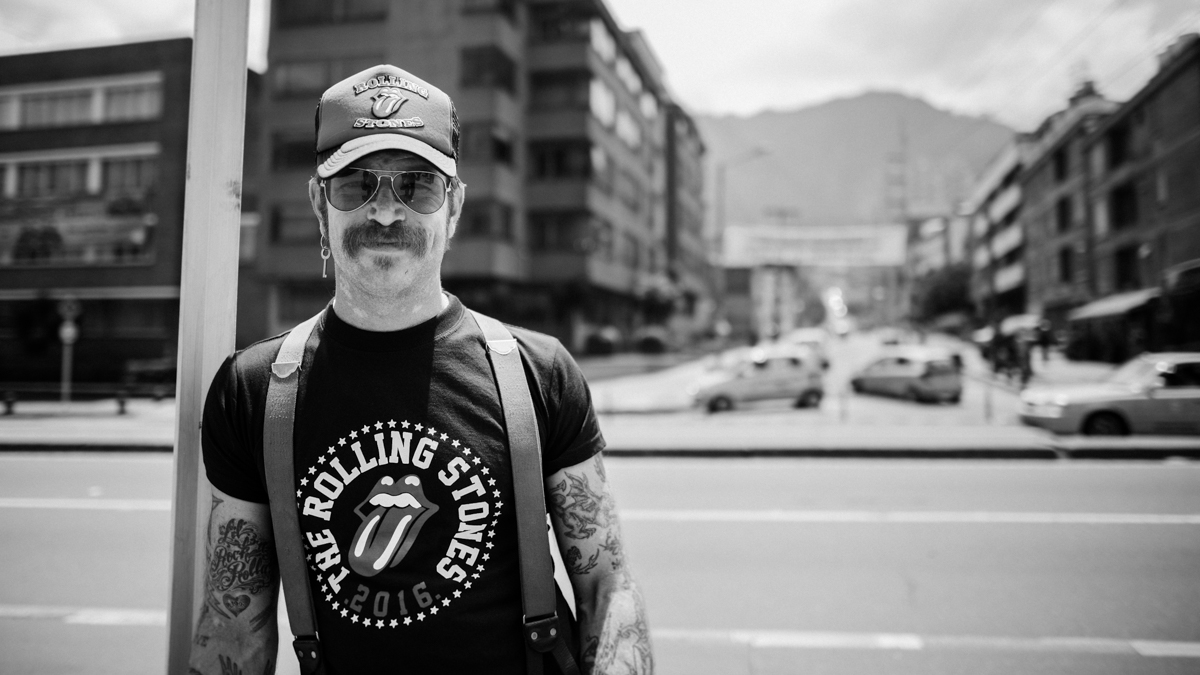 Jesse Hughes - Eagles of death metal