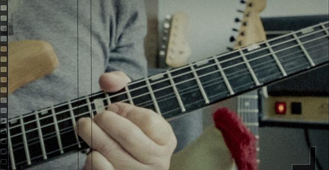 Gitarre-