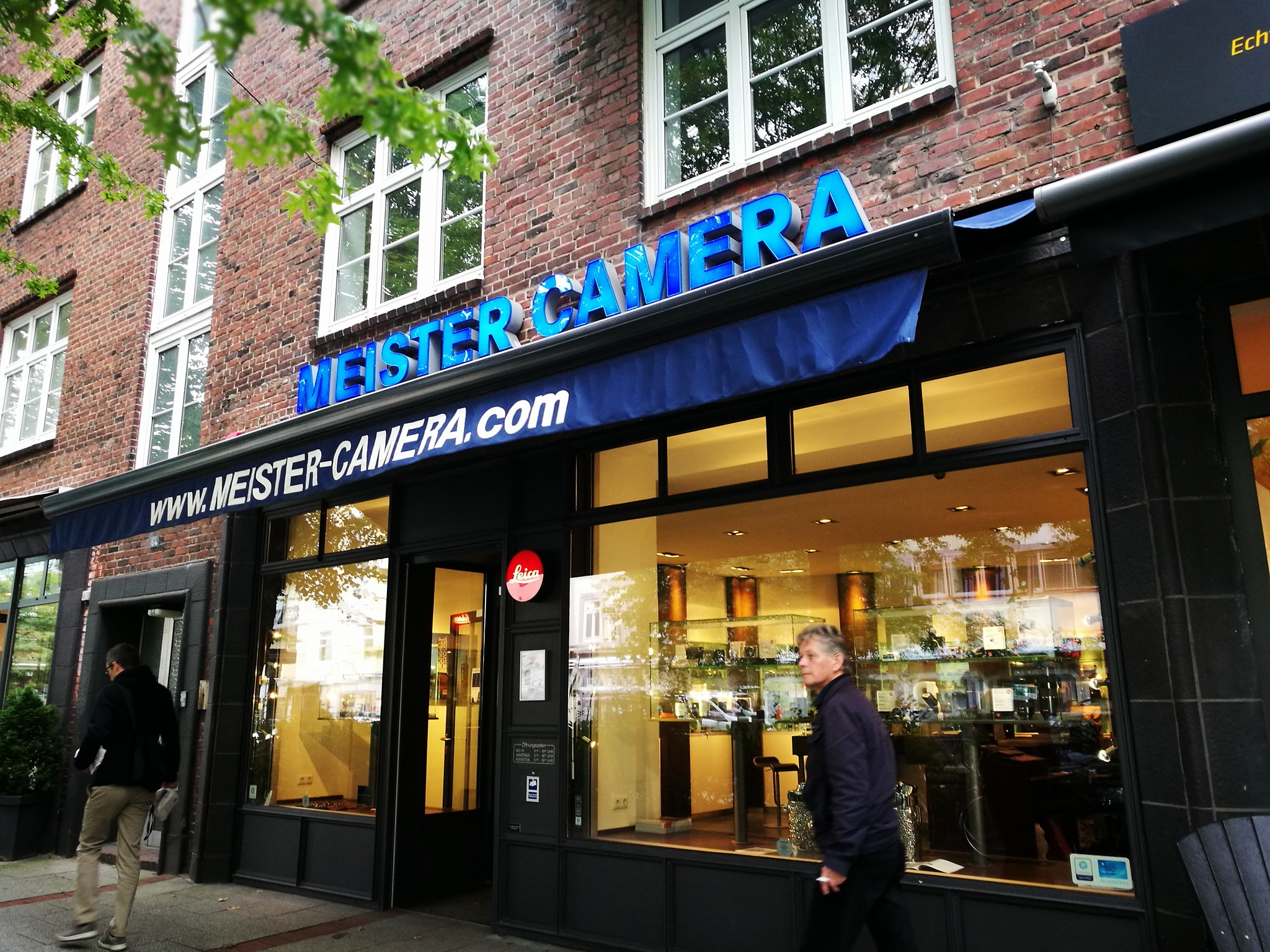 Meister Camera in Hamburg