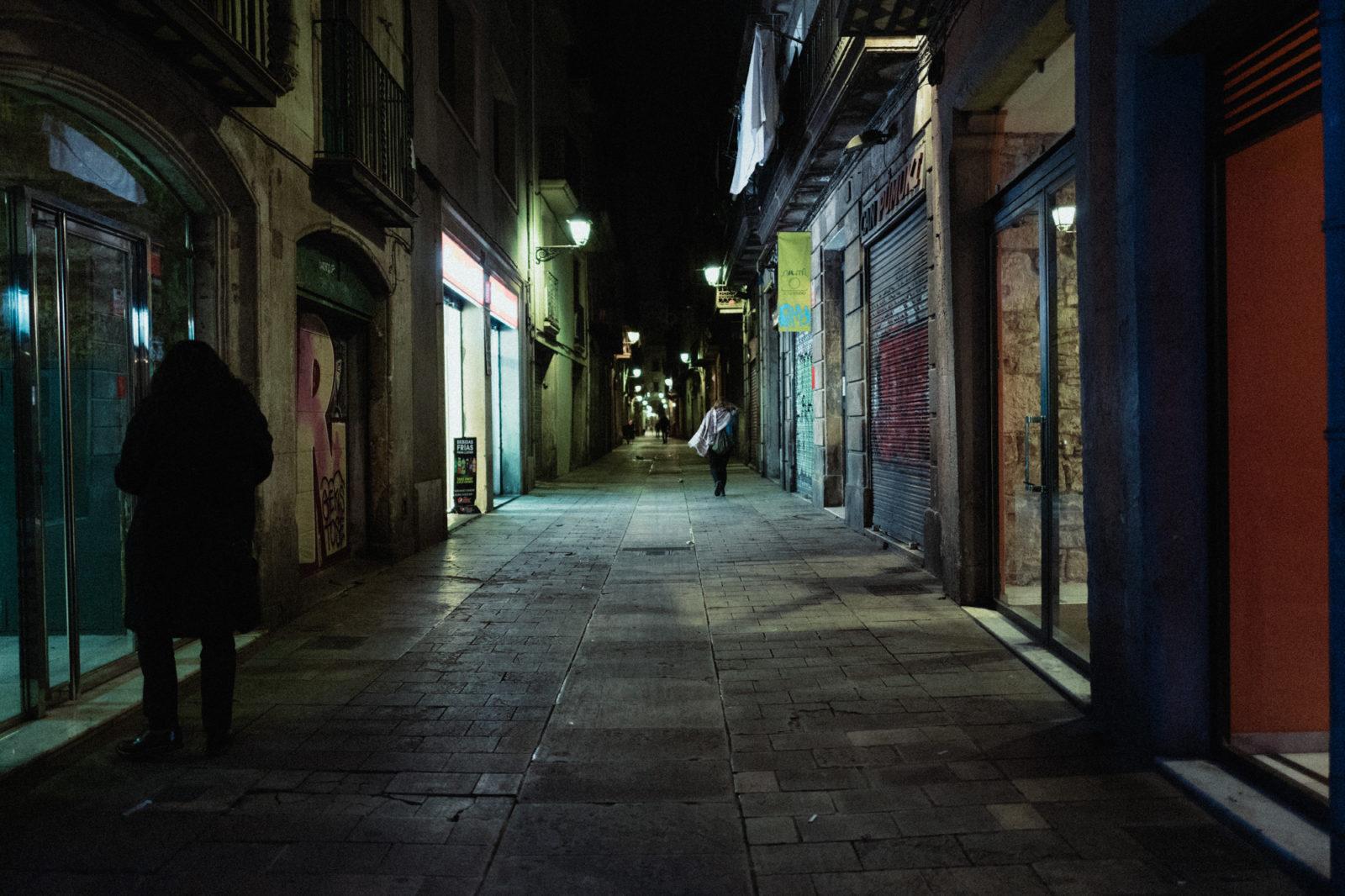 Barcelona Street-1080162