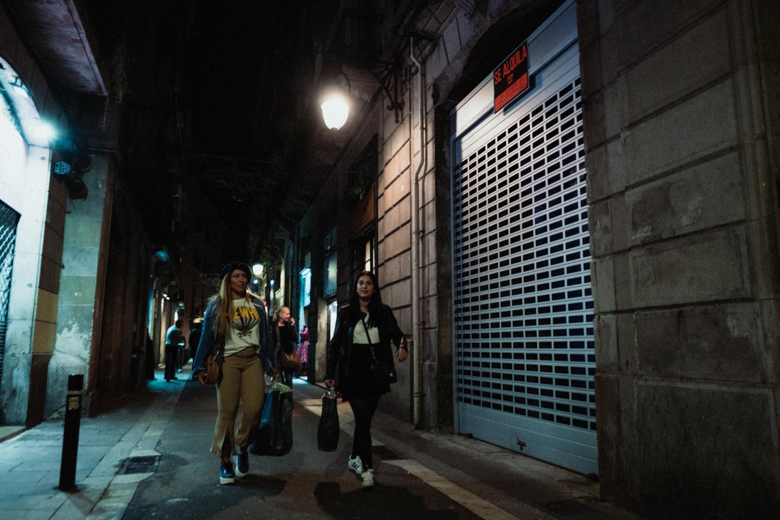 Barcelona Street-1080165
