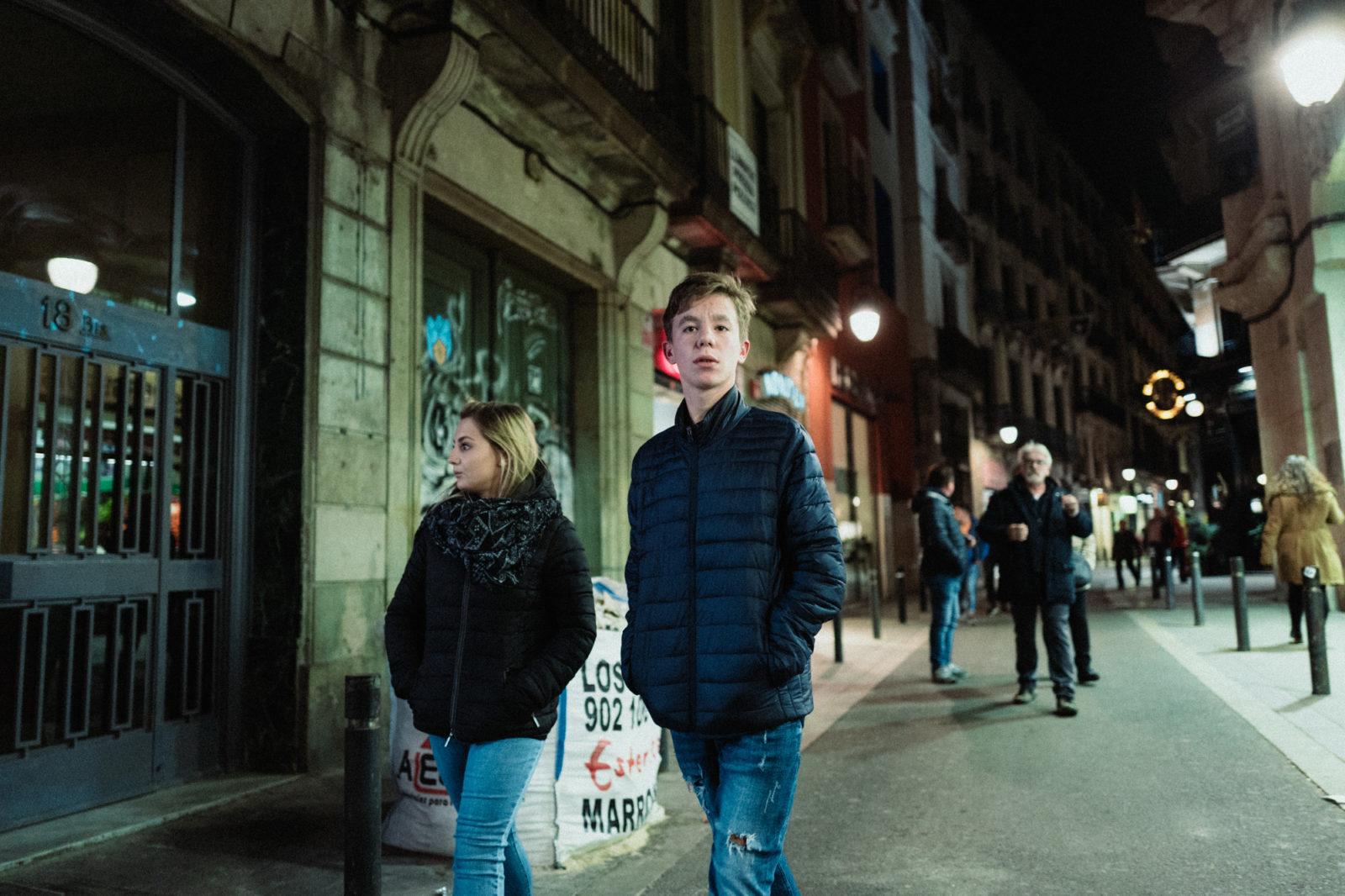 Barcelona Street-1080175