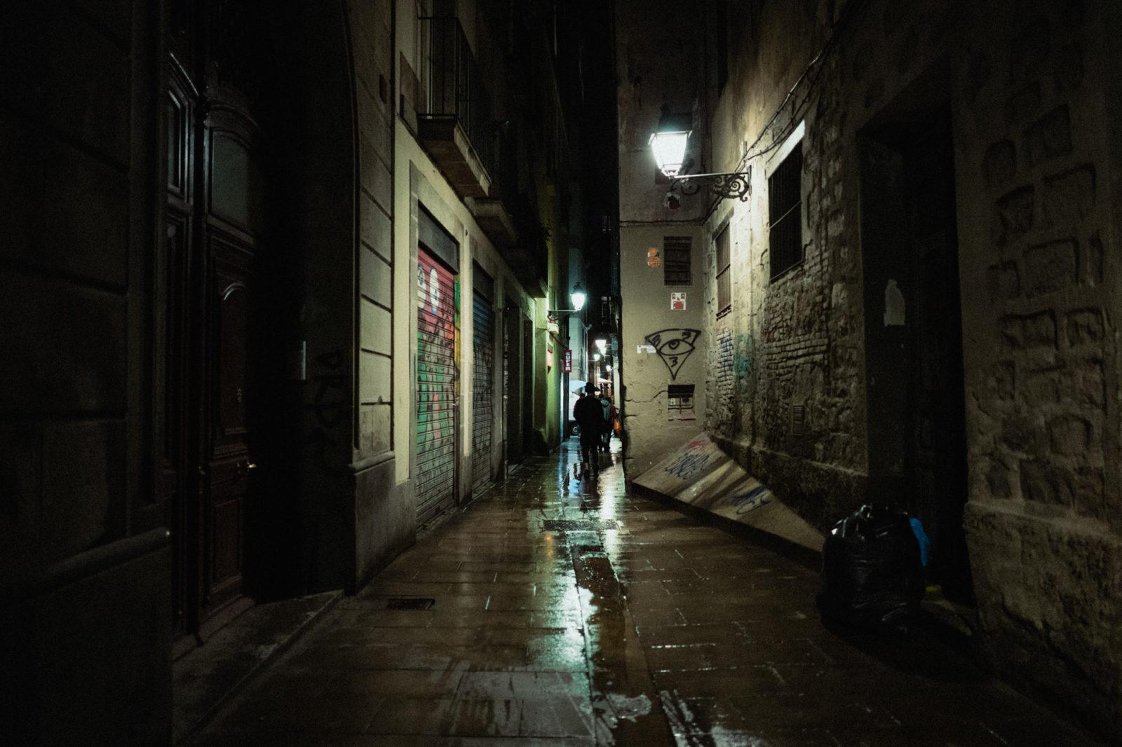 Barcelona Street-1080177