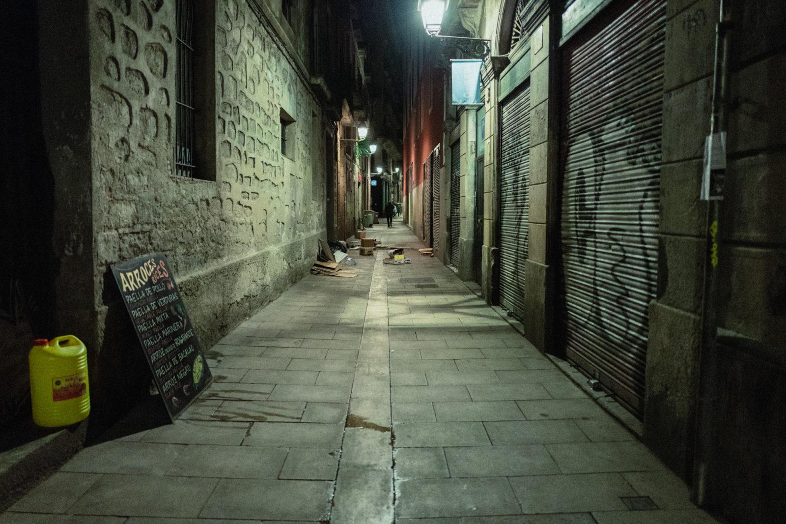 Barcelona Street-1090667