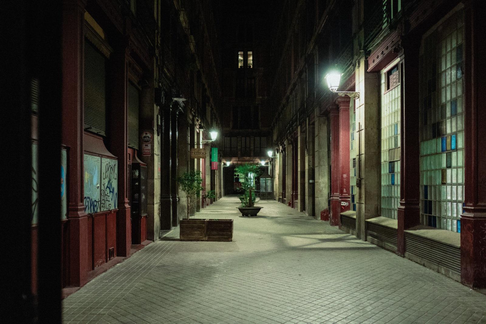 Barcelona Street-1090670