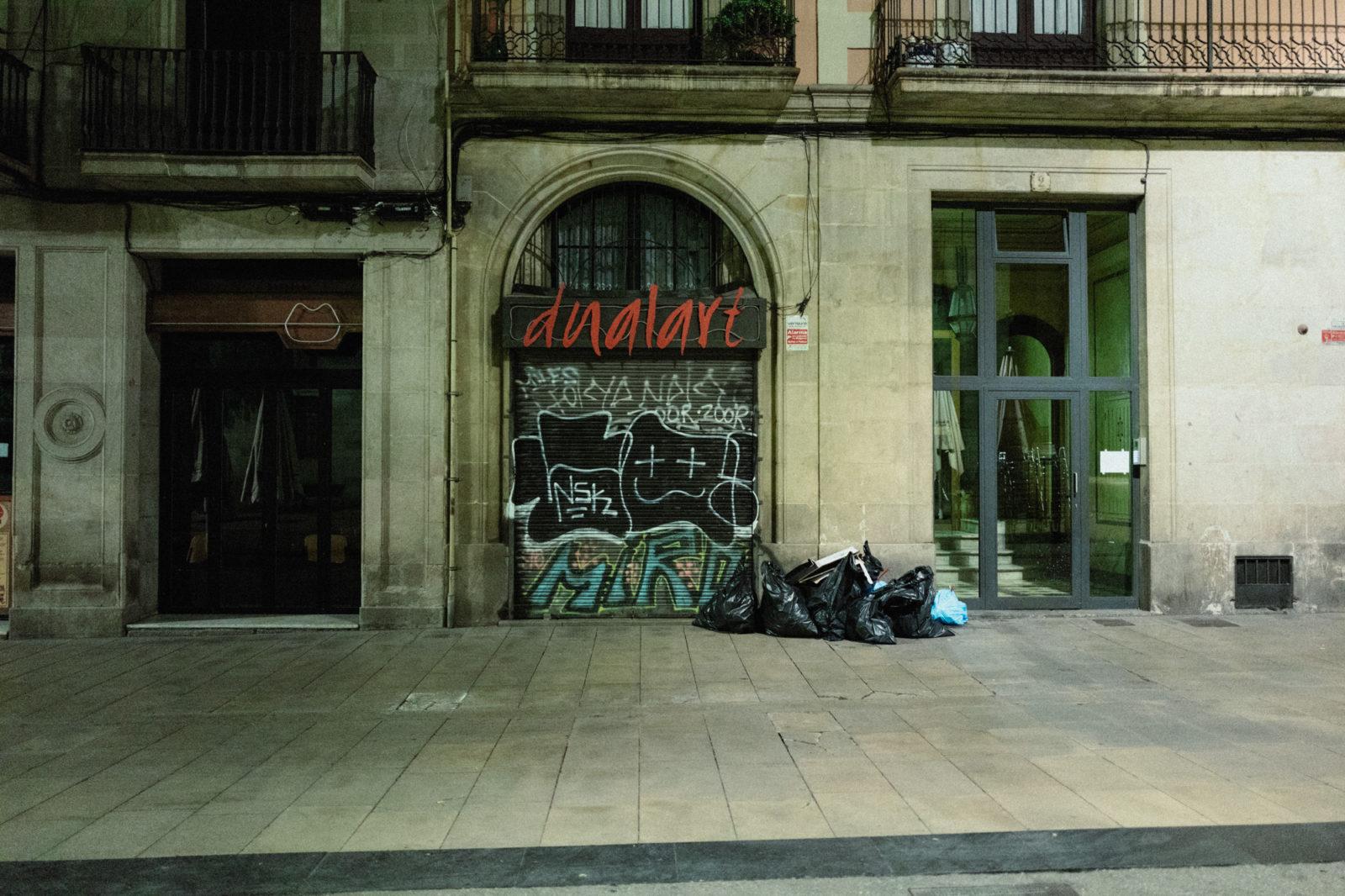 Barcelona Street-1090673