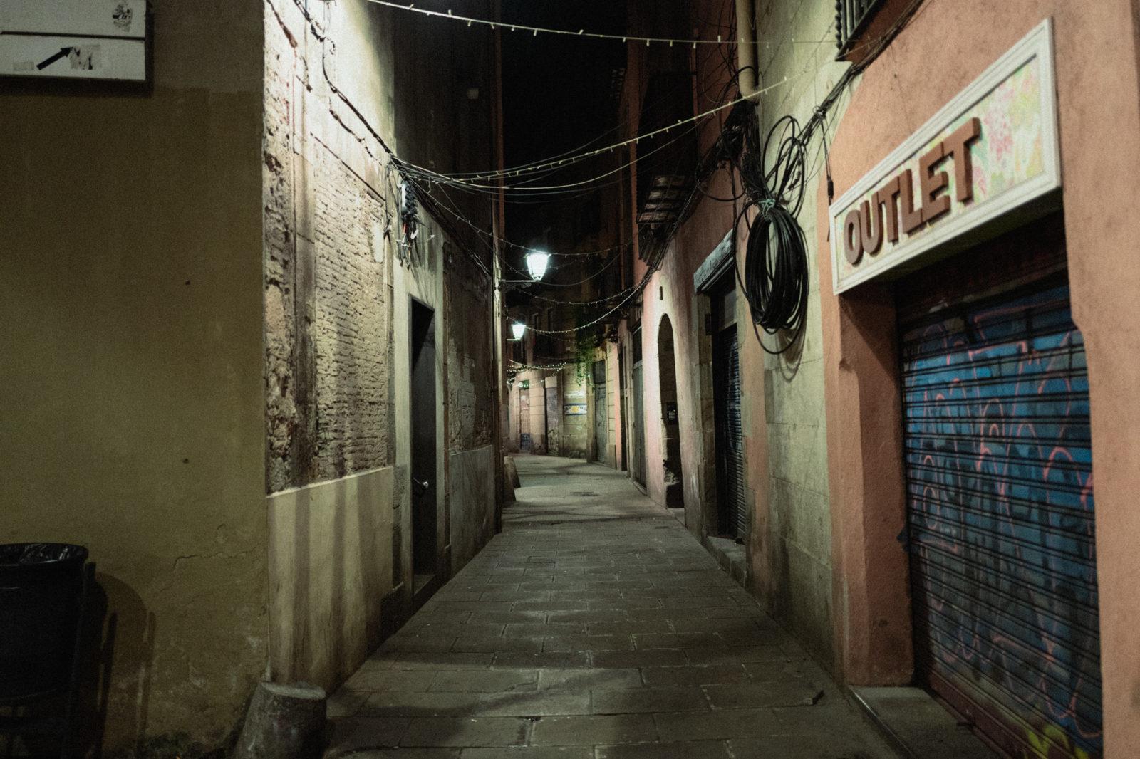 Barcelona Street-1090683