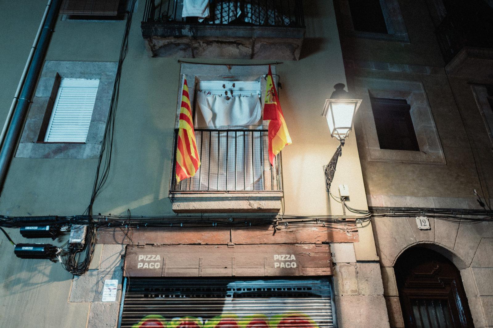 Barcelona Street-1090693