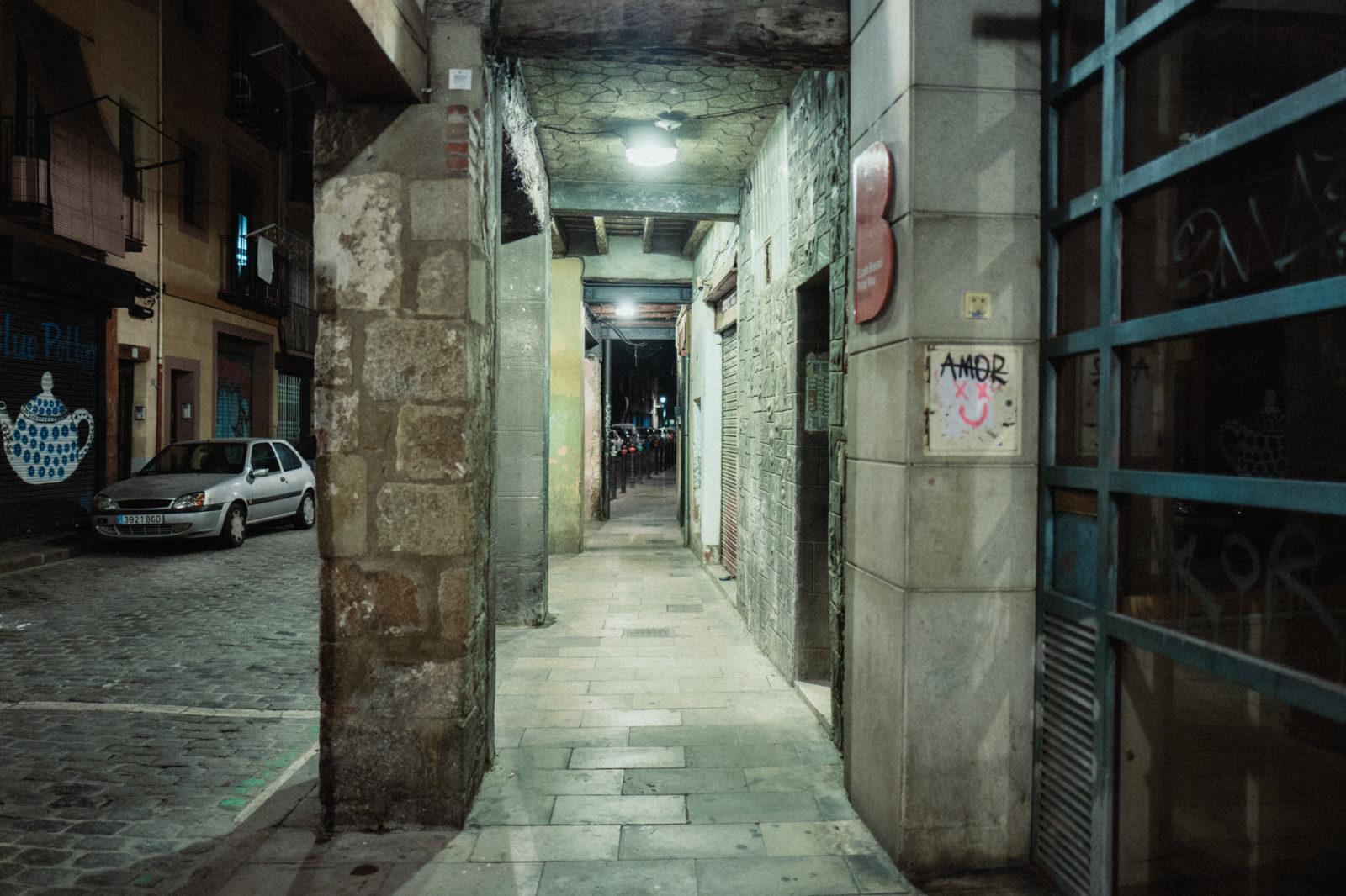 Barcelona Street-1090695