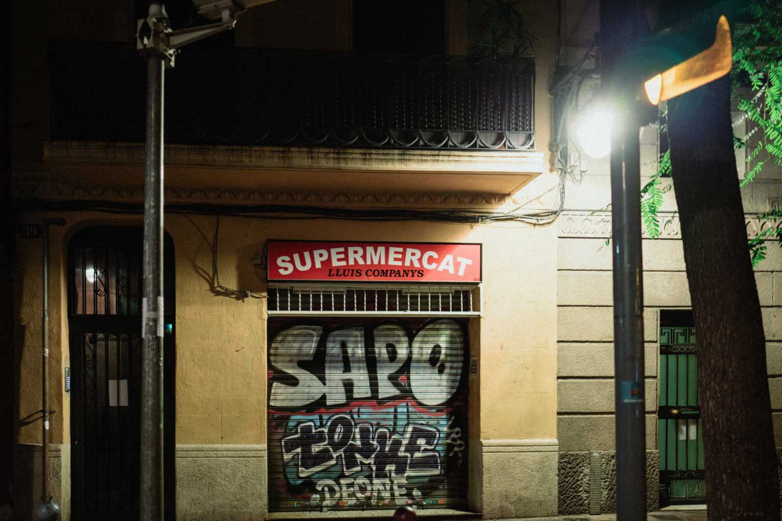 Barcelona Street-1090701
