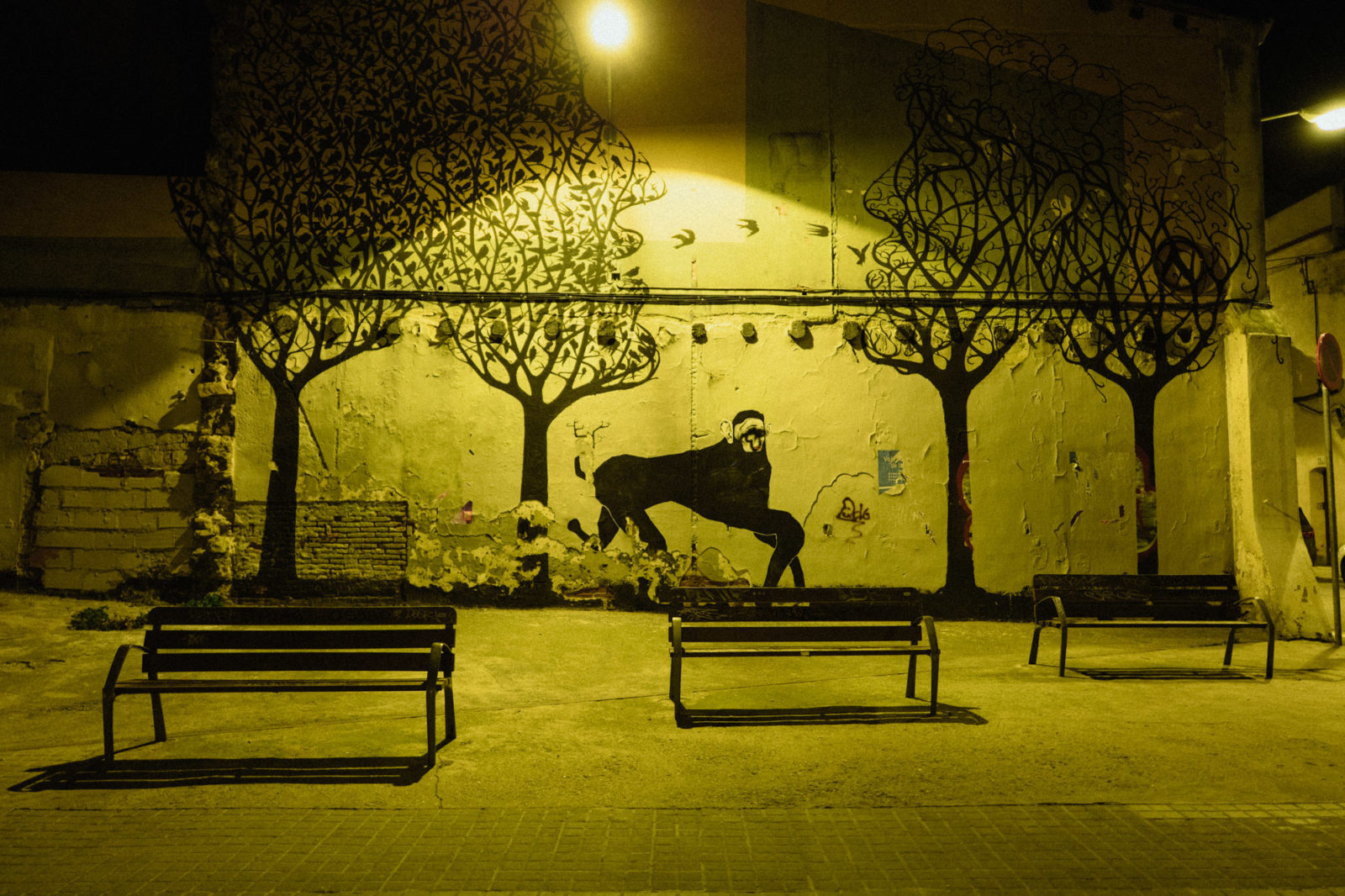 Barcelona Street-1090718